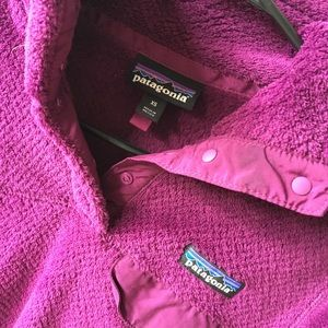 Patagonia pullover size XS
